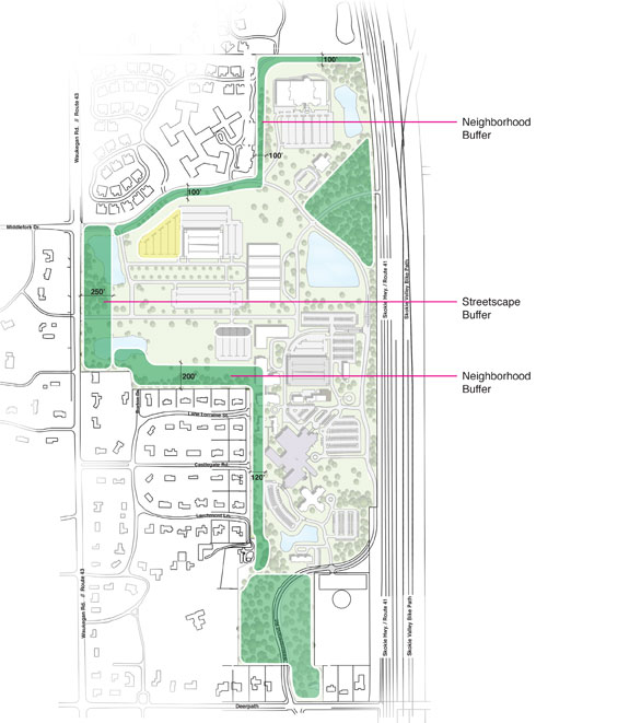 Proposed Open Space