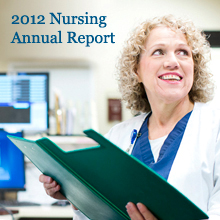 2012 Nursing Annual Report
