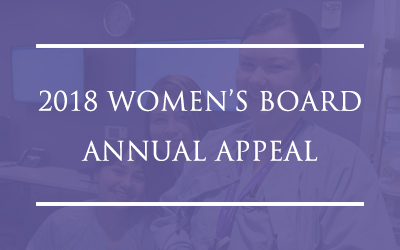 2018 Annual Appeal