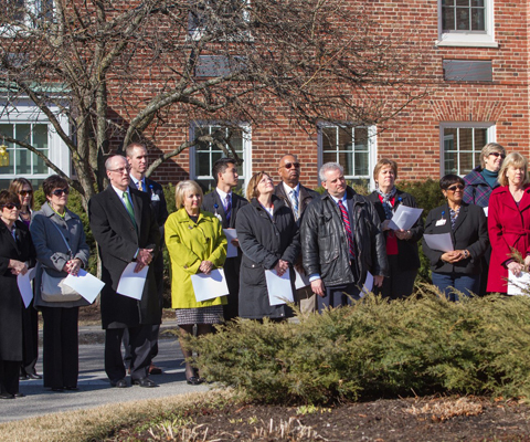 Northwestern Lake Forest Hospital Honors Organ and Tissue Donors