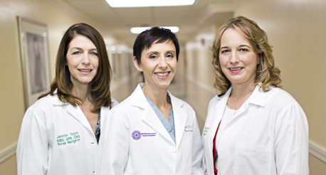 Research-based Breast Cancer Surgery
