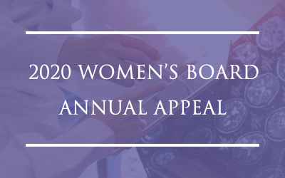 2020 Annual Appeal
